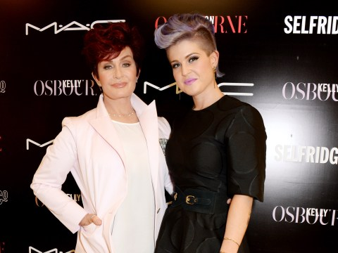 Sharon Osbourne defends Kelly for posting the phone number of Ozzy's mistress on Twitter