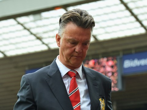 Louis van Gaal lost the Manchester United job but kept his dignity