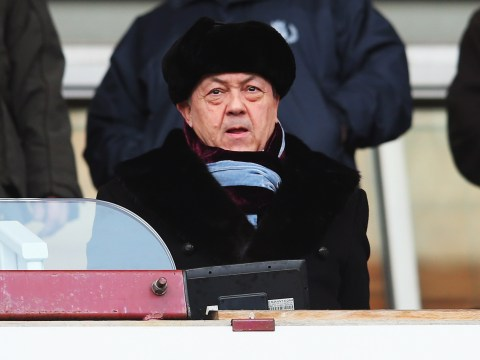 West Ham co-owner David Sullivan confirms club will complete £25m or £30m striker transfer this summer