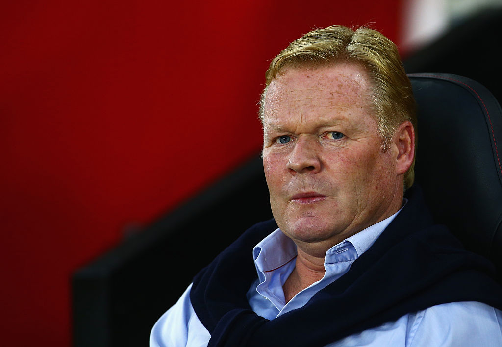 Ronald Koeman is the perfect successor for Arsene Wenger, claims Paul Merson