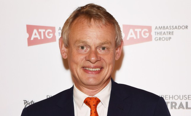 """LONDON, ENGLAND - SEPTEMBER 17: Martin Clunes attends the after party following the gala charity performance of """"Rocky Horror Show"""" at Picturehouse Central on September 17, 2015 in London, England. (Photo by David M. Benett/Dave Benett/Getty Images)"""