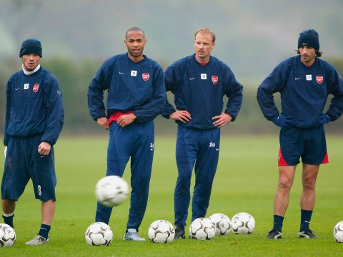 Arsenal icons Thierry Henry, Dennis Bergkamp, Robert Pires and Freddie Ljungberg set to feature in legends match