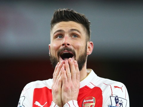 Has Arsene Wenger just confirmed that Olivier Giroud ISN'T the right man for Arsenal?