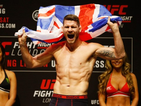Confirmed: Michael Bisping to face Luke Rockhold for middleweight title at UFC 199