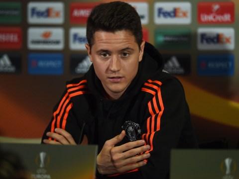 Van Gaal saga was a distraction, admits Manchester United star Ander Herrera