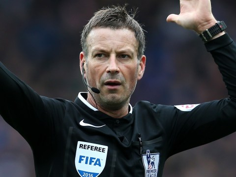 Mark Clattenburg set to officiate Champions League final between Real Madrid and Atletico Madrid