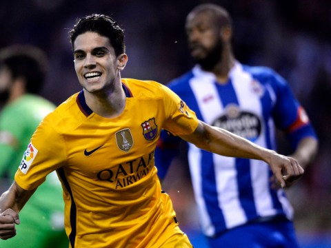 West Ham United must sign Barcelona's Marc Bartra in the summer transfer window