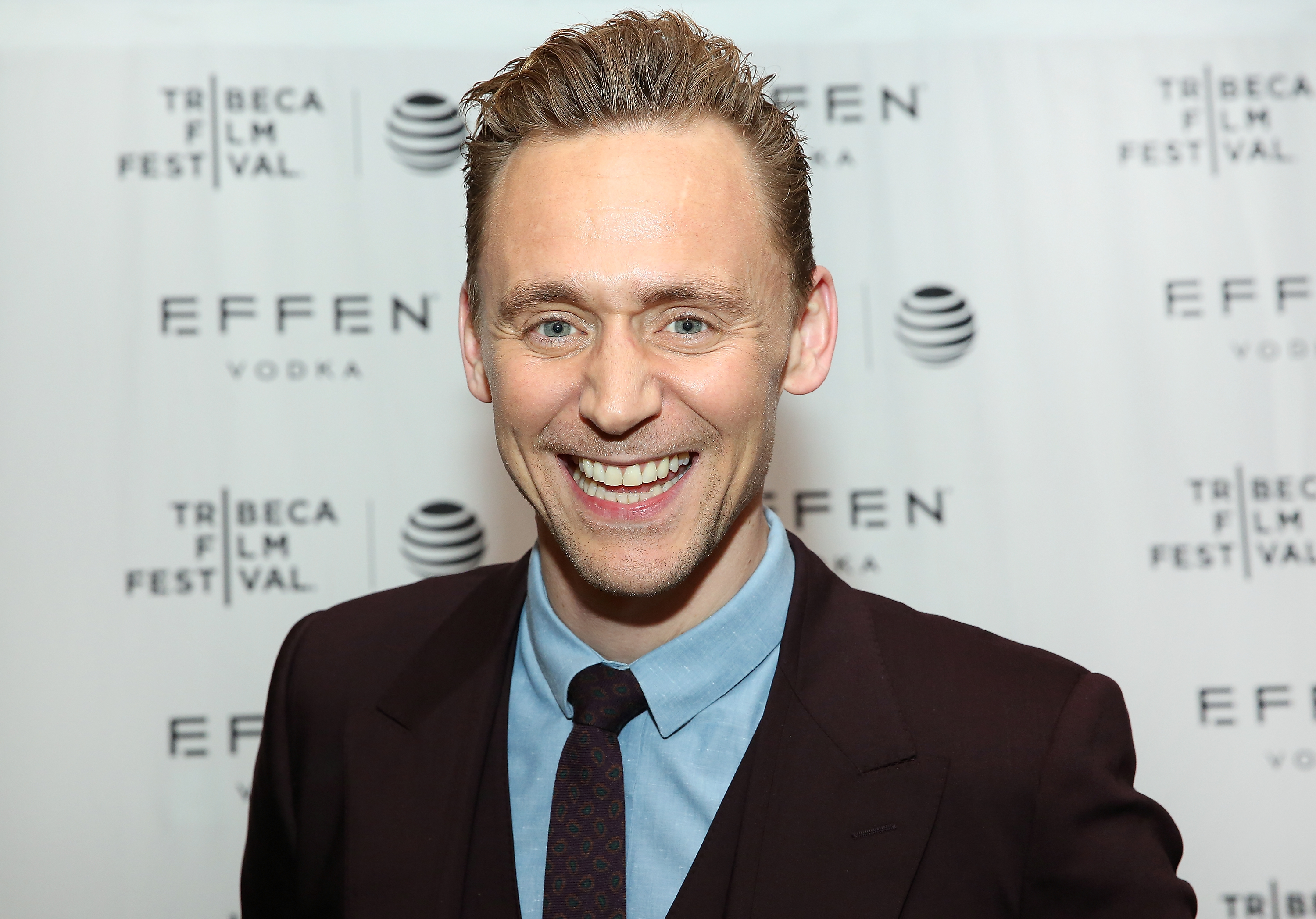 Is Tom Hiddleston the right man to take over? (Picture: Monica Schipper/Getty Images for 2016 Tribeca Festival)