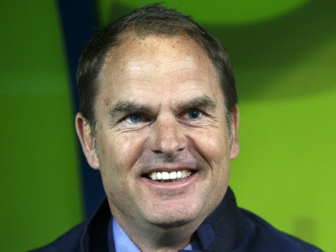 Frank de Boer odds-on favourite to replace Roberto Martinez as next Everton manager