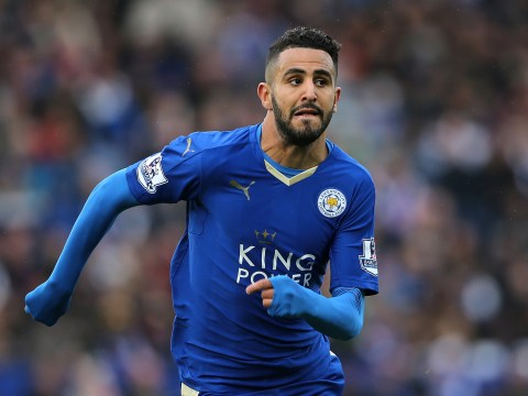 Leicester's Riyad Mahrez ready to reject Arsenal transfer to stay at Leicester