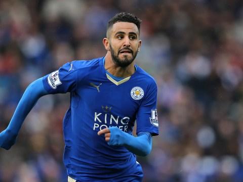 Riyad Mahrez starts for Leicester against Celtic amid Arsenal transfer rumours