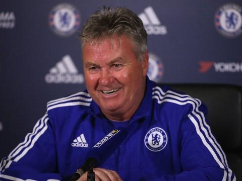Guus Hiddink applies pressure on Tottenham Hotspur ahead of crucial Chelsea clash