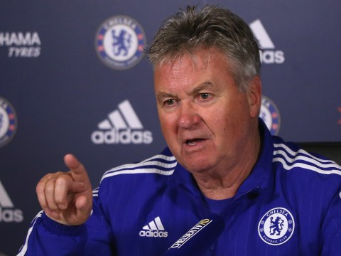 Guus Hiddink tells incoming Chelsea boss Antonio Conte he must challenge for the Premier League title