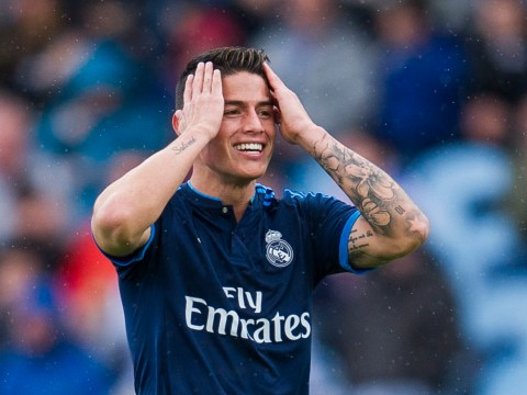 Will Real Madrid's James Rodriguez join Manchester United this transfer window?