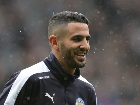 Riyad Mahrez's agent says it's 50/50 that Leicester City star could seal transfer away