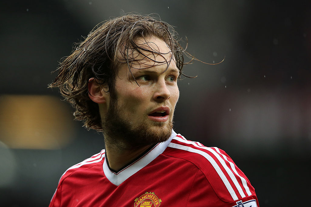 Daley Blind vows to fight for Manchester United future amid Jose Mourinho axe rumours