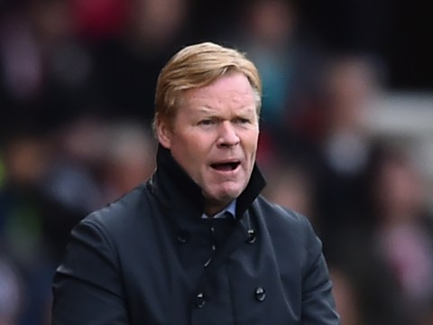 Southampton fear losing Arsenal target Ronald Koeman as contract talks stall