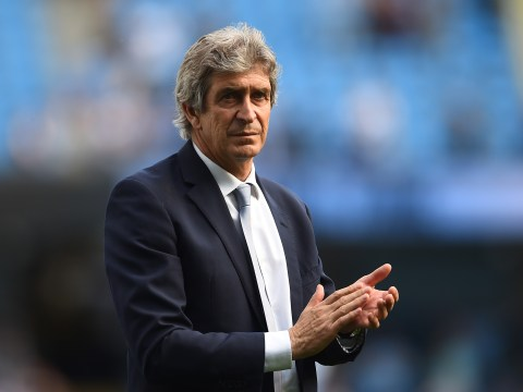 Why didn't Manchester City fans give Manuel Pellegrini a send off?