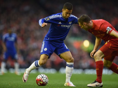 Guus Hiddink expects Paris Saint-Germain transfer target Eden Hazard to stay at Chelsea
