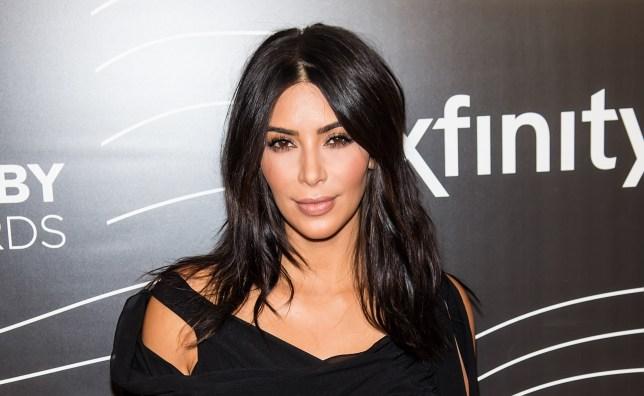 Kim Kardashian has expanded her Kimoji-branded merchandise (Picture: FilmMagic)