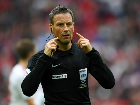 Mark Clattenburg named as referee for Manchester United's derby with City