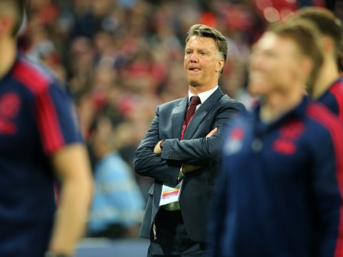 Louis van Gaal says it has been an honour to be Manchester United manager after his sacking is confirmed