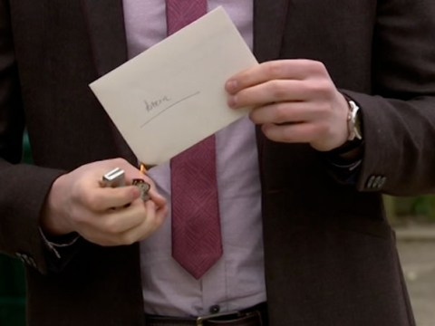 Emmerdale spoilers: Robert burned Aaron's letter and fans didn't know how to feel
