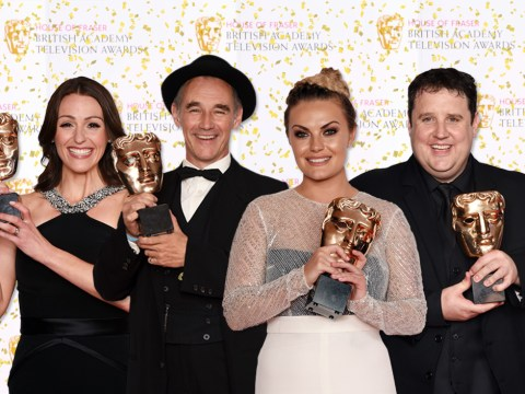 TV BAFTAs 2016: From Poldark to Suranne Jones and The Great British Bake Off – here's who won what