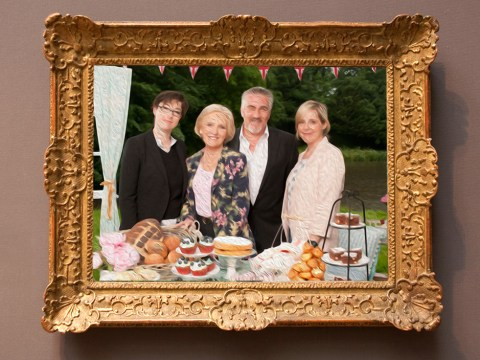 The BBC are mixing up a Great British Bake Off-style art show for budding painters