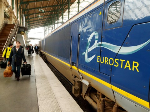 Eurostar workers begin first of four strikes