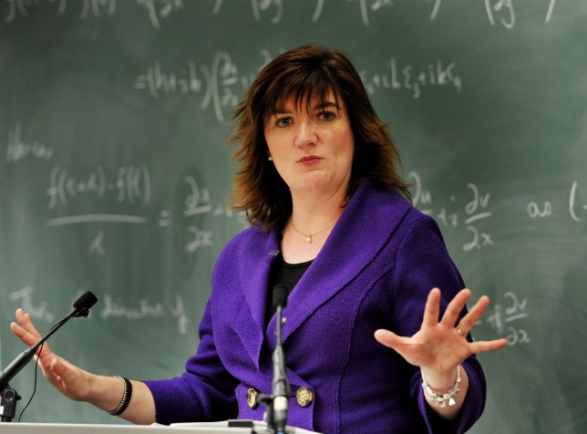 """File photo dated 17/03/16 of Education Secretary Nicky Morgan, who has attempted to allay fears that thousands of schools would fail with the introduction of tougher tests for pupils. PRESS ASSOCIATION Photo. Issue date: Saturday April 30, 2016. The Education Secretary poured water on concerns that many more schools would struggle to meet the crucial """"floor standard"""" while addressing headteachers who were angered by the proposals. See PA story EDUCATION Sats. Photo credit should read: Nick Ansell/PA Wire"""
