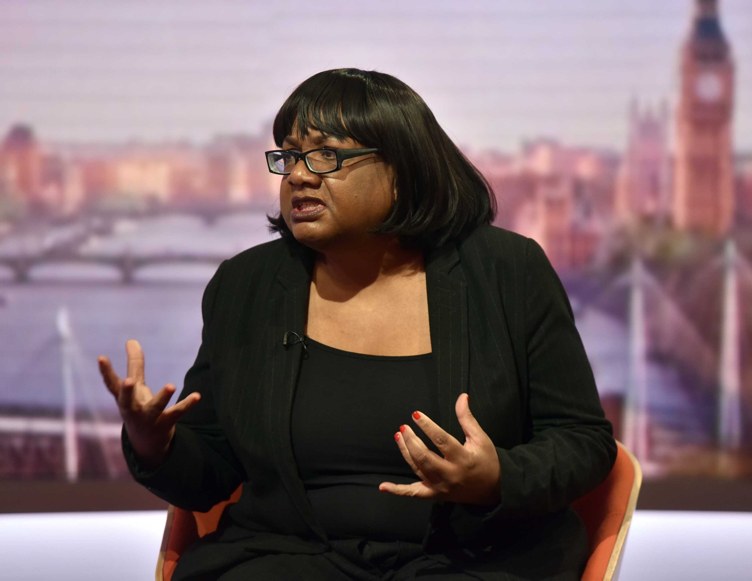 Diane Abbott wades in on Labour's anti-Semitism row