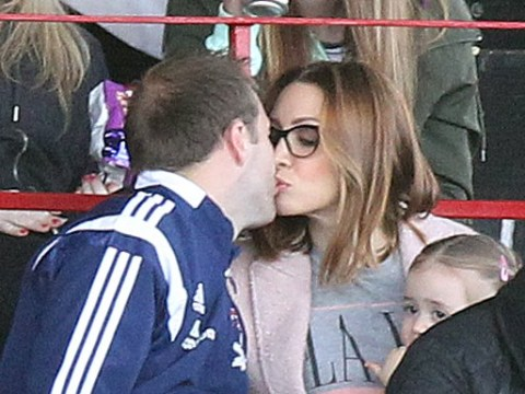 Are Coronation Street's Alan Halsall and Lucy-Jo Hudson back together six weeks after confirming split?