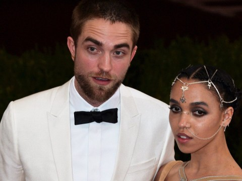 Robert Pattinson and FKA twigs have set a date! Couple send out 'save the date' cards for their big day