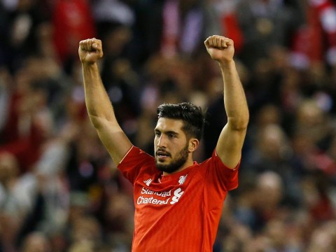 Liverpool fans hail Emre Can on Twitter after the German's imperious performance against Villarreal
