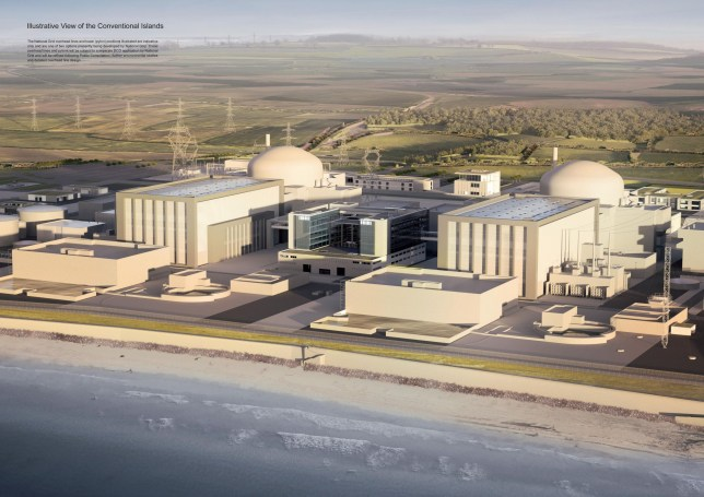 New British power station is set to be the most expensive object on Earth