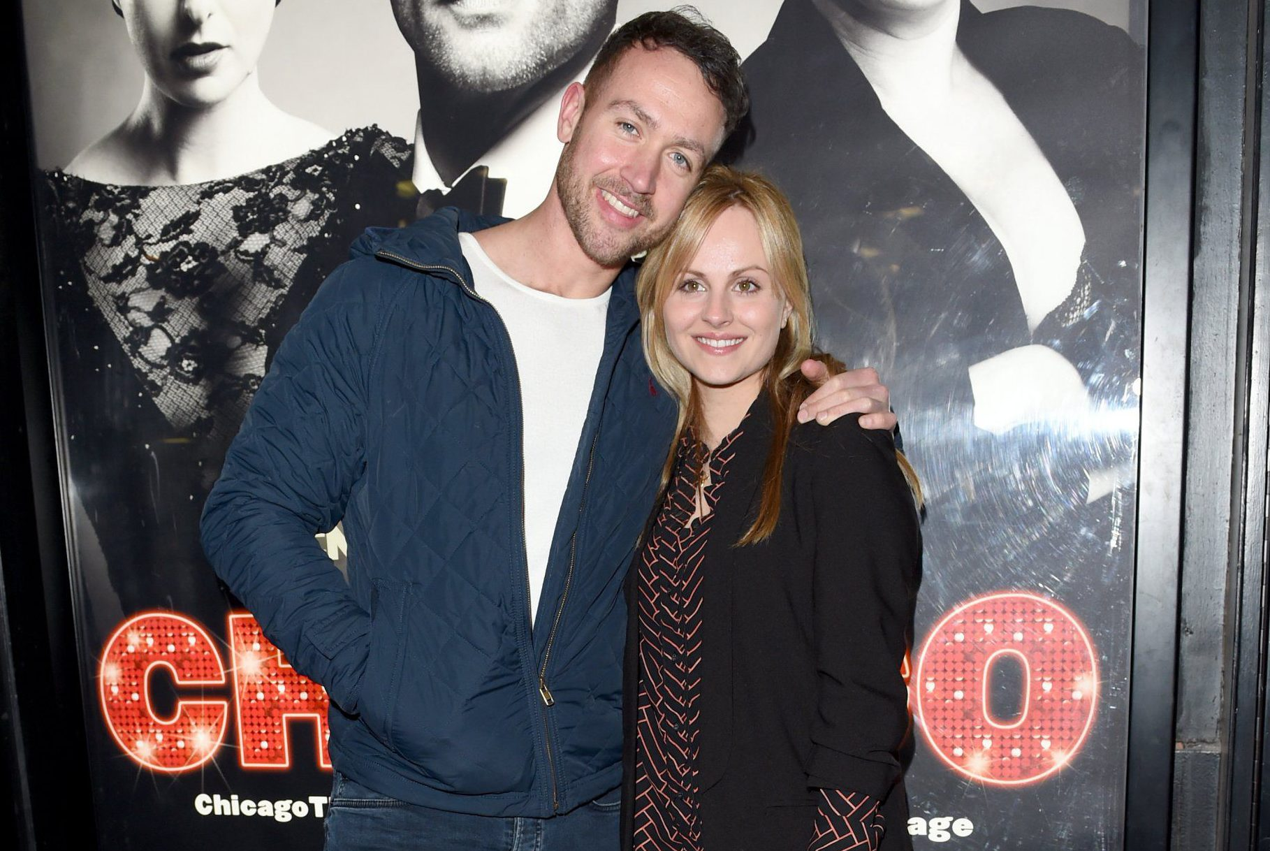 Congratulations! Coronation Street star Tina O'Brien is engaged to her partner Adam Crofts