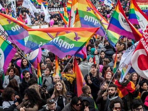 Italy finally votes to recognise same-sex partnerships