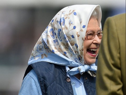 Her Majesty finally gets what she's always dreamed of – a Tesco voucher