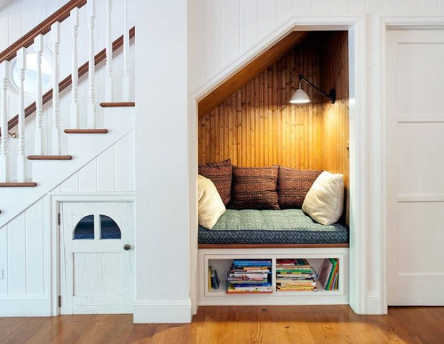 Home design inspiration: 27 cosy reading nooks that will make you want to curl up with a book