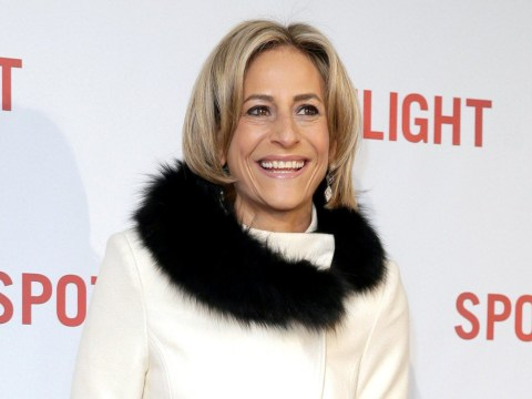 BBC's Emily Maitlis opens up about her 25 year stalker hell