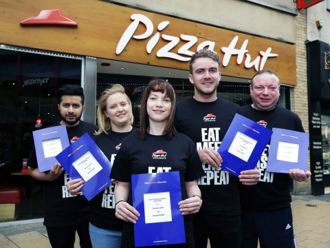 Pizza Hut staff change names by deed poll to Leicester City players