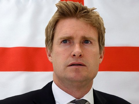Labour MP compares St George's cross to Confederate flag