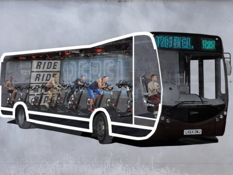 Soon you'll be able to do your spinning class while on the bus