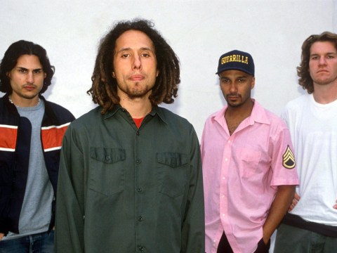 Where are Rage Against The Machine touring in 2020 and will they play in the UK?