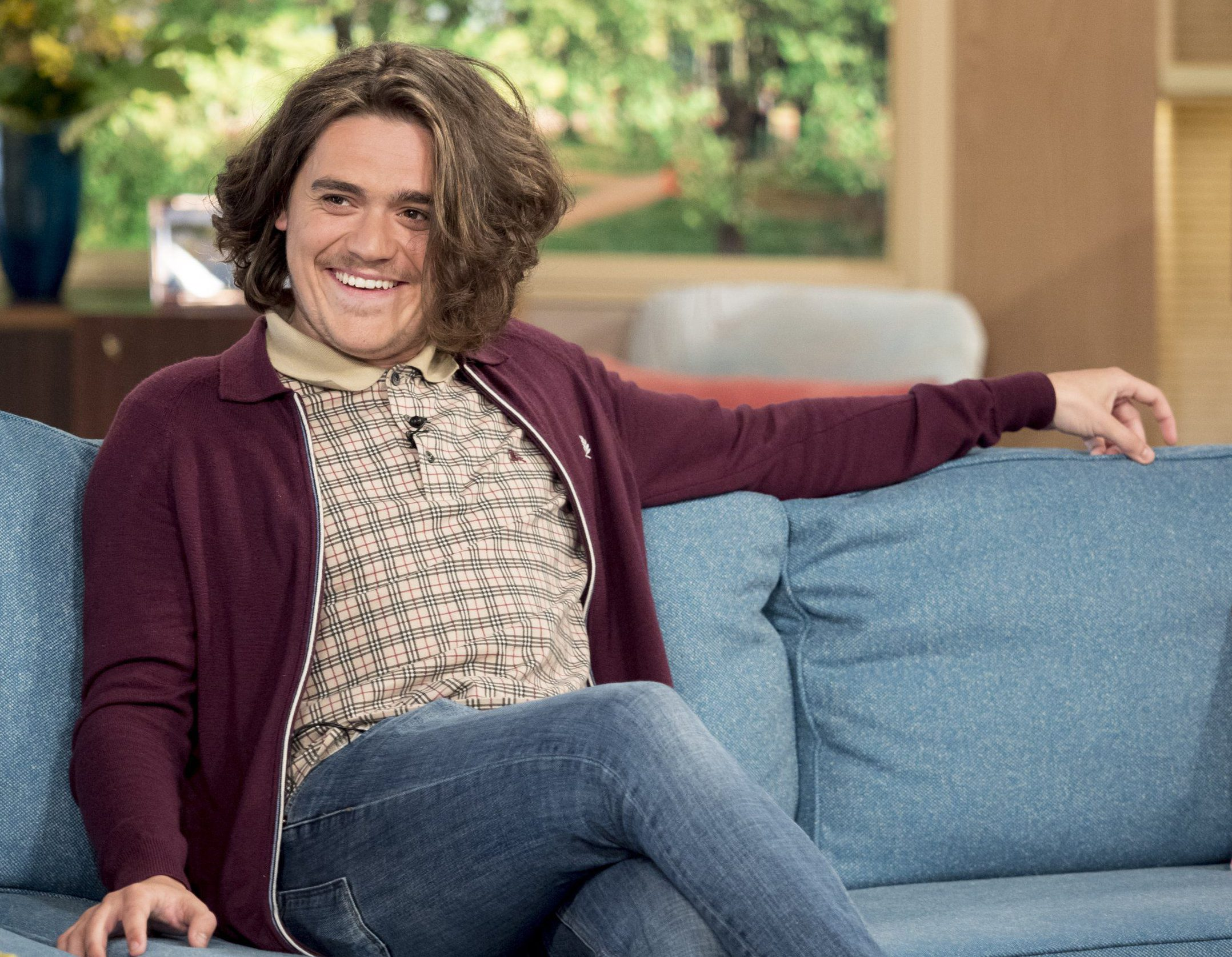 Frankie Cocozza hits out at The X Factor bosses for revealing his drug use