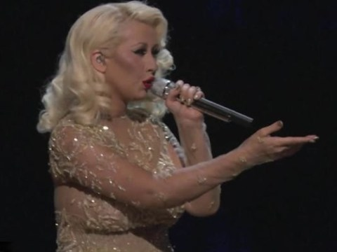 Whitney Houston and Christina Aguilera's The Voice US duet AXED after it leaks online