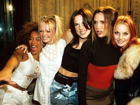 There's going to be a tour with just THREE of the Spice Girls