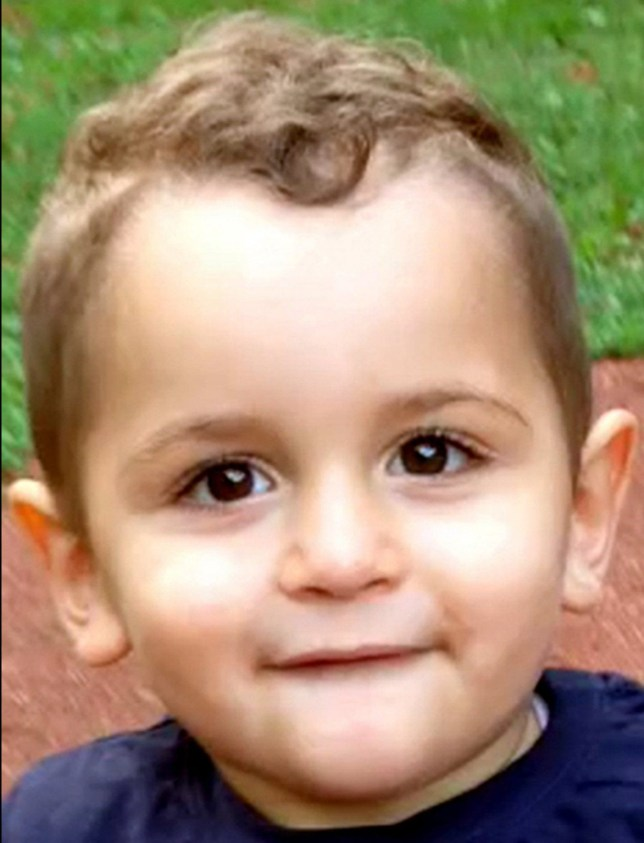 Licensed to i-Images Picture Agency. 22/05/2016. Cairo. EgyptAir Flight MS04 Crash. Mohamed Bettiche, two and a half. Died with his father Faycal Bettiche and Joumana Bettiche. The three of them all died in the EgyptAir Flight MS04 Crash from Paris to Cairo. Picture by Andrew Parsons / i-Images