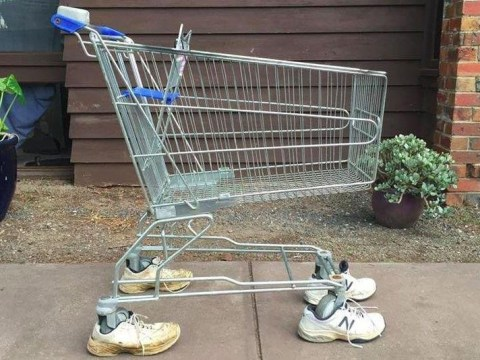 Man adopts trolley, names it Trevor, embarks upon the most beautiful friendship